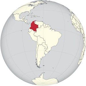 Colombia_on_the_globe