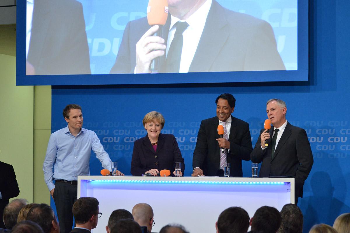 Angela Merkel cnight